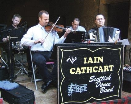 Iain Cathcart and his Scottish Dance Band