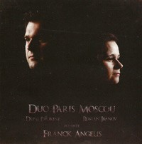 Duo Paris Moscou CD cover