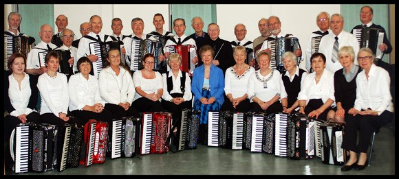 Stockport Accordion Club Band