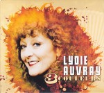 """3 Couleurs"" CD Cover by Lydie Auvray e AUVRETTES"