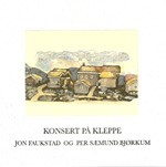 Konsert Pa Kleppe CD cover by Jon Faukstad