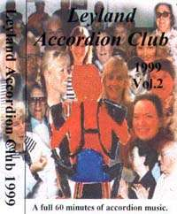 Leyland Accordion Club