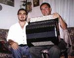 Claudio Jacomucci and Antonio Barberena