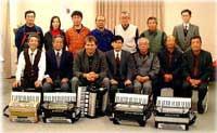 Zaplitnii Radu & Yamaguchi Accordion Club