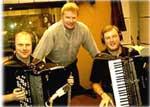 Jorgen Sundequist, Steve Massam & Oivind Farmen