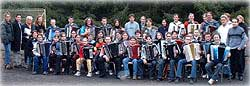 Group of Accordionists