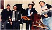 Renzo Ruggieri, Toni Fidanza, & Enrico Melozzi