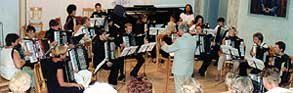 United Orchestra conducted by Ricardas Sviackevicius