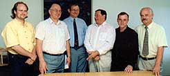 Raimondas Sviackevicius, Eduardas Gabnys, Jerzy Madrawski, Oleg Sharov, Jevgeny Altudin,  Ricardas Sviackevicius