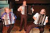 Gary Blair, Johny Coleclough & Ginacarlo Caoprilli