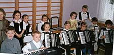 "Accordion Orchestra ""Harmonica"""