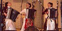 Caucasian Trio