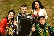 Violina Anguelov, Stanislav Anguelov, Angela Kerrison, Nicola Cencherle