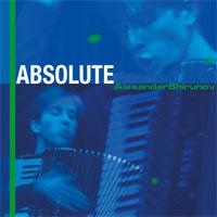 Alexander Shirunov CD cover