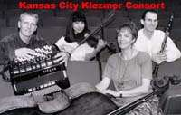 The Kansas City Klezmer Consort