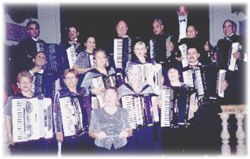 Puerto Rico Accordion Orchestra
