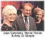Joan Sommers, Myron Floren & Amy Jo Sawyer