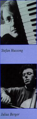 Stefan Hussong & Julius Berger