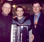 Fausto Fabi, Renzo Ruggieri & Roberto Rolston