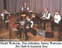 The Wardlaw Scottish Dance Band