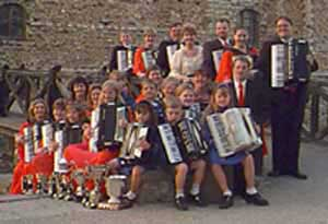 Colchester Accordion Showband