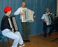Perth Accordion Club Members