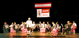 Salzburger Accordion Orchestra Saalfelden