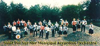 Saint Pol Sur Mer Municipal Accordion Orchestra
