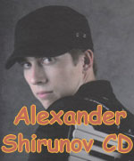 Alexander Shirunov CD