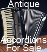 Antique Accordions for Sale