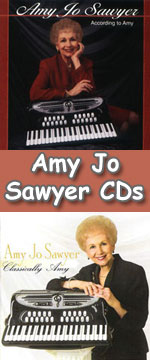 Amy Jo Sawyer CD