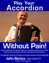 Vintage Accordions, Playing Well, Play Your Accordion Without Pain, L'Accordeon & Sa Diversite Sonore