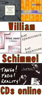 William Schimmel CD's for Sale