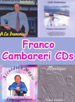 Frank Cambareri eSheet music and CD's