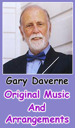 Gary Daverne compositions and CD's