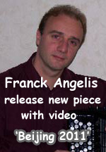 Franck Angelis new music 'Beijing'