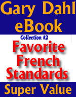 Gary Dahl eBooks Collections - Latin Spectacular, Favourite French Standards, The American Songbook