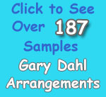 Gary Dahl Arrangements and Compositions