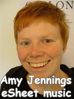 Amy Jennings eSheet music