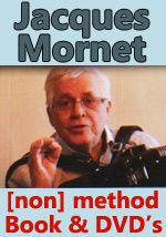 Jacques Mornet's [non] Method Book with Video Support