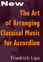 Play Your Accordion Without Pain, L'Accordeon & Sa Diversite Sonore, New Friedrich Lips book