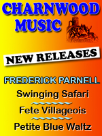 New releases from Frederick Parnell