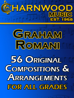 Romani original compositions published by Charnwood Publishing